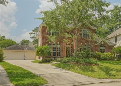 Kingwood TX Single Family Home For Sale: $279,900