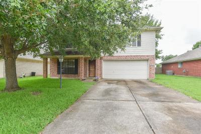 Rosenberg Single Family Home For Sale: 4606 Jervis Drive