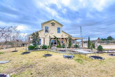Katy Farm & Ranch For Sale: 22535 Beckendorff Road