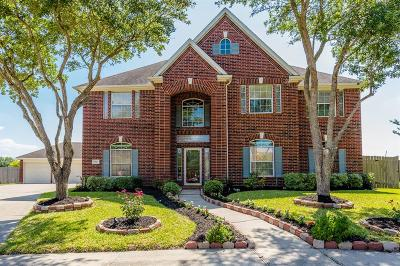 Sugar Land Single Family Home For Sale: 5810 Sawmill Bend Lane
