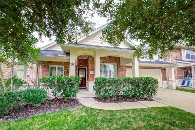 Pearland Single Family Home For Sale: 12820 Shadow Canyon Lane