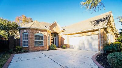 Katy Single Family Home For Sale: 21002 Fairway Bend