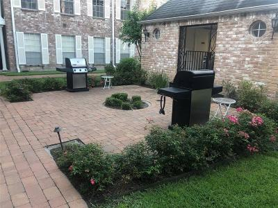 Houston Condo/Townhouse For Sale: 355 N Post Oak Lane #643