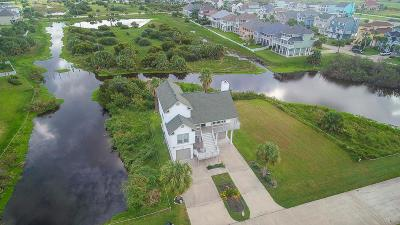 Galveston Single Family Home For Sale: 13724 Windlass Circle