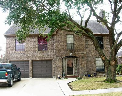 Pearland Single Family Home For Sale: 2707 Leroy Street