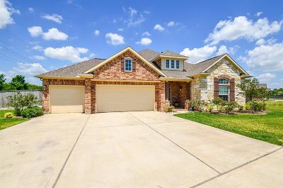 Pearland Single Family Home For Sale: 4012 Moray Drive