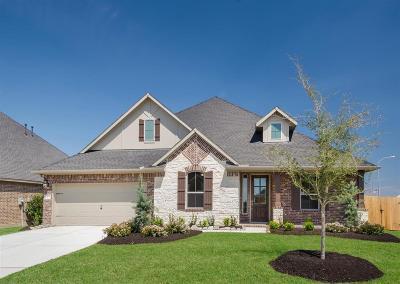 Hockley Single Family Home For Sale: 17406 Farm Garden Lane