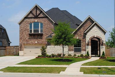 Fulshear Single Family Home For Sale: 5102 Kenton Place