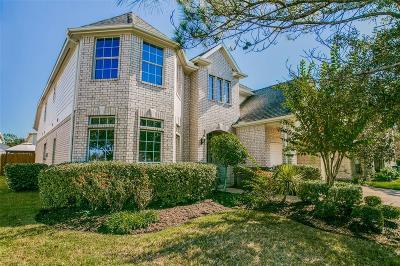 Rosenberg Single Family Home For Sale: 611 River Delta Lane