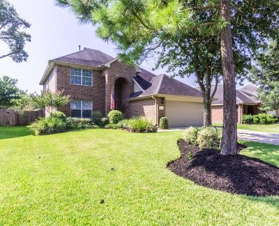 Humble Single Family Home For Sale: 11906 Manasses Springs Lane