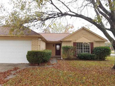 La Porte Single Family Home For Sale: 9907 Green Meadow Drive