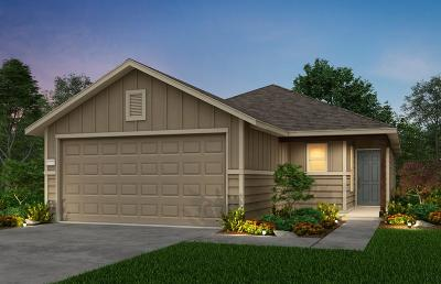 Hockley Single Family Home For Sale: 17811 Ryegrass Trail