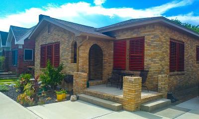 Single Family Home For Sale: 4706 Avenue O