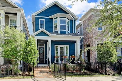 Houston Single Family Home For Sale: 424 W 27th Street #C