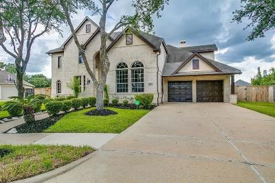 Sugar Land Single Family Home For Sale: 5403 Eagle Trace Court
