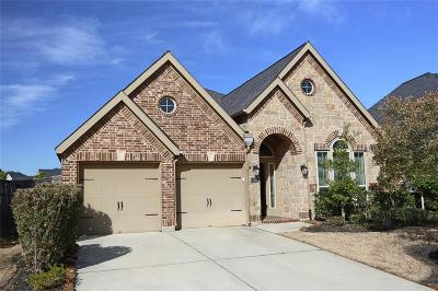 Fulshear Single Family Home For Sale: 5110 Bartlett Vista Court