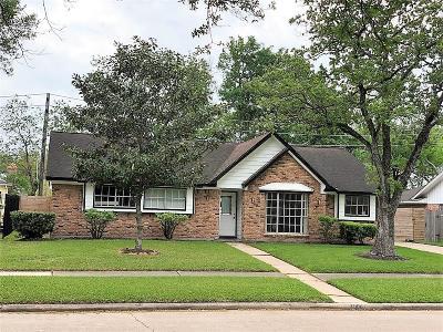 Houston Single Family Home For Sale: 7906 Redding Road