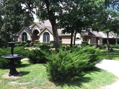 Montgomery Single Family Home For Sale: 8942 Catamaran Way