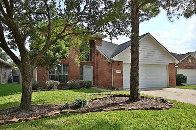 Tomball Single Family Home For Sale: 19314 Piper Pointe