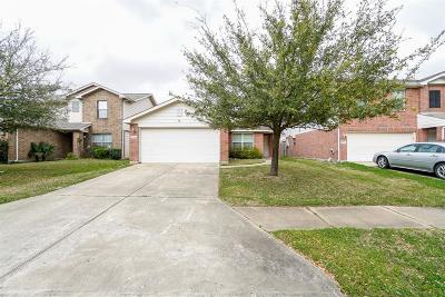 Single Family Home For Sale: 21814 Aspen Mist Lane