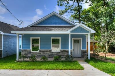 Montgomery Single Family Home For Sale: 16961 W Hammon