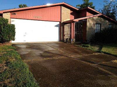 Houston TX Single Family Home For Sale: $145,500