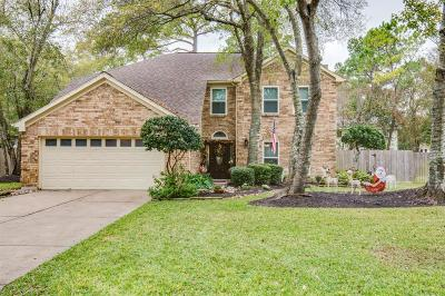 Kingwood Single Family Home For Sale: 2619 Hidden Garden Drive