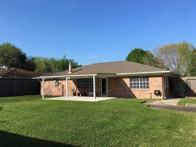 League City TX Single Family Home For Sale: $169,900
