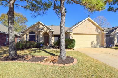 Cypress Single Family Home For Sale: 18326 Cobblestone Drive