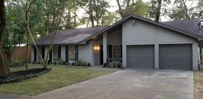 Spring Single Family Home For Sale: 25631 Glen Loch Drive