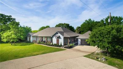 Bryan Single Family Home For Sale: 9269 Green Branch Loop