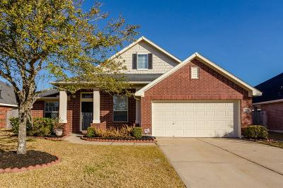 Pearland Single Family Home For Sale: 7705 Waterlilly Lane