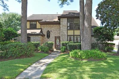 Kingwood Single Family Home For Sale: 3819 Fawn Creek Drive