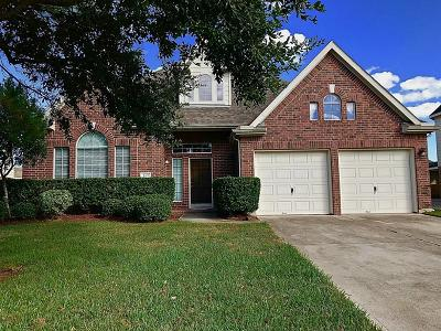 Seabrook Single Family Home For Sale: 3413 Ocean Ridge Circle