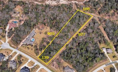 Spring Residential Lots & Land For Sale: 5107 Ossineke Court