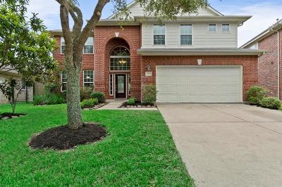 Missouri City Single Family Home For Sale: 5639 Horseshoe Falls