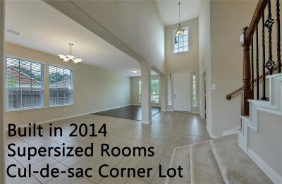Tomball Single Family Home For Sale: 11502 Bolander Court