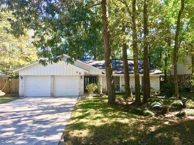 The Woodlands Single Family Home For Sale: 38 Maple Branch Street