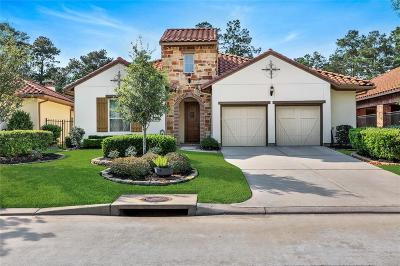 The Woodlands Single Family Home For Sale: 65 Sundown Ridge Place