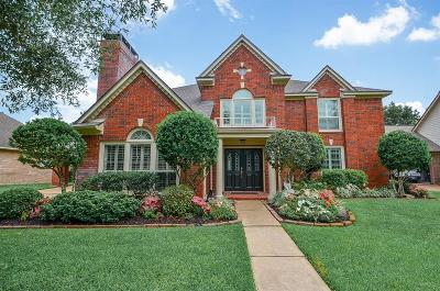 Richmond Single Family Home For Sale: 1518 Country Squire Drive