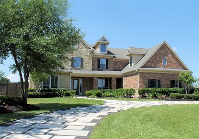 Cypress Single Family Home For Sale: 17307 Prescott Manor