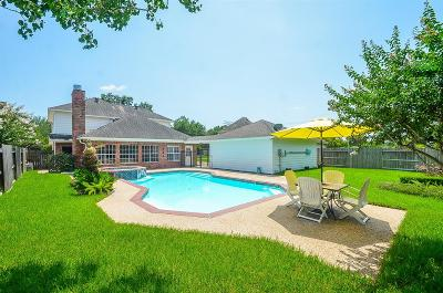Sugar land Single Family Home For Sale: 3203 Seahorse Cove