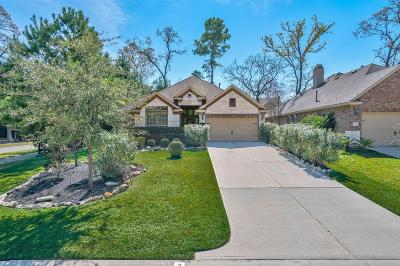 Tomball Single Family Home For Sale: 3 Hearthwick Road
