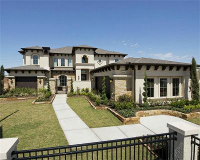 Richmond Single Family Home For Sale: 18118 Liberton Drive