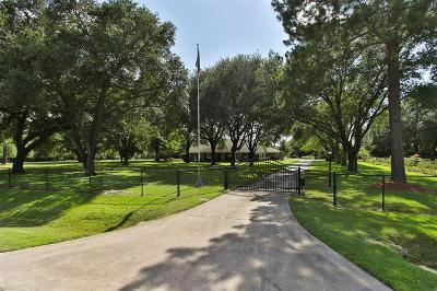 Cypress Single Family Home For Sale: 17615 Swansbury Drive