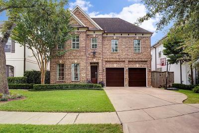 Houston Single Family Home For Sale: 4211 Byron Street
