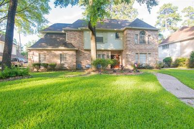 Houston Single Family Home For Sale: 15214 Rose Cottage Drive