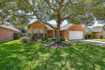 Pearland Single Family Home For Sale: 2830 S Peach Hollow Circle