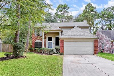 The Woodlands Single Family Home For Sale: 139 W Village Knoll Circle