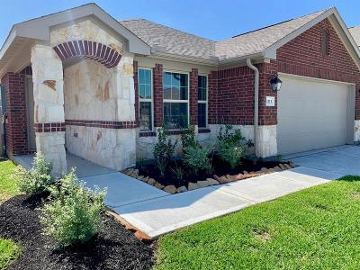 Texas City Single Family Home For Sale: 3213 Hatteras Drive